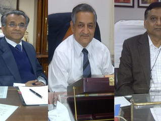 Rajasthan Top Officials Ready to Support Purpose Prize Winner Agrawal
