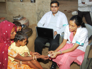 Merck Approves Financial Aid to Arogya Ghar to Provide Healthcare