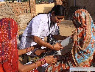 How One Indian Entrepreneur Is Bringing Clean Water and Health Care to Local Villages on the Cheap