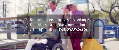 Novasis Personlig assisans i Arboga