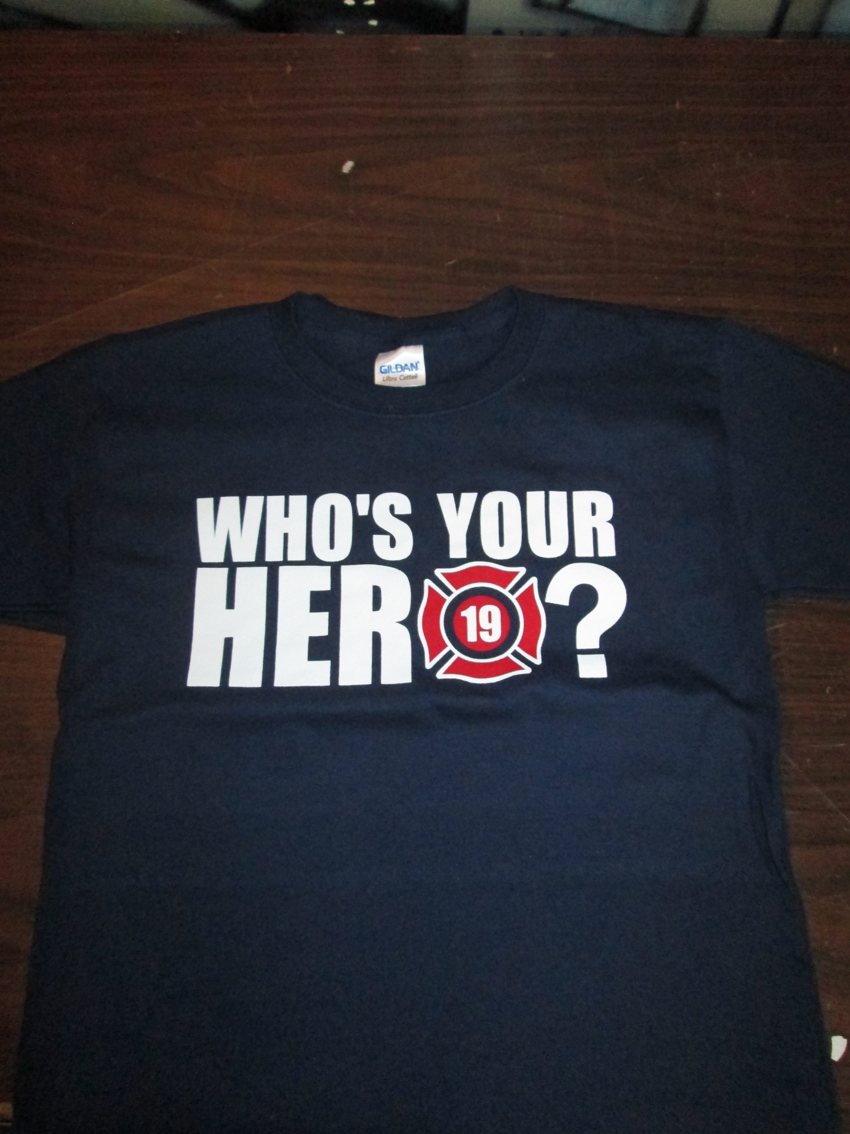 Good fundraiser shirt
