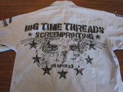 vintage work shirt