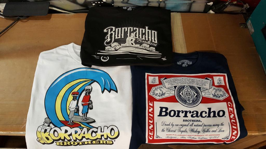Borracho brothers