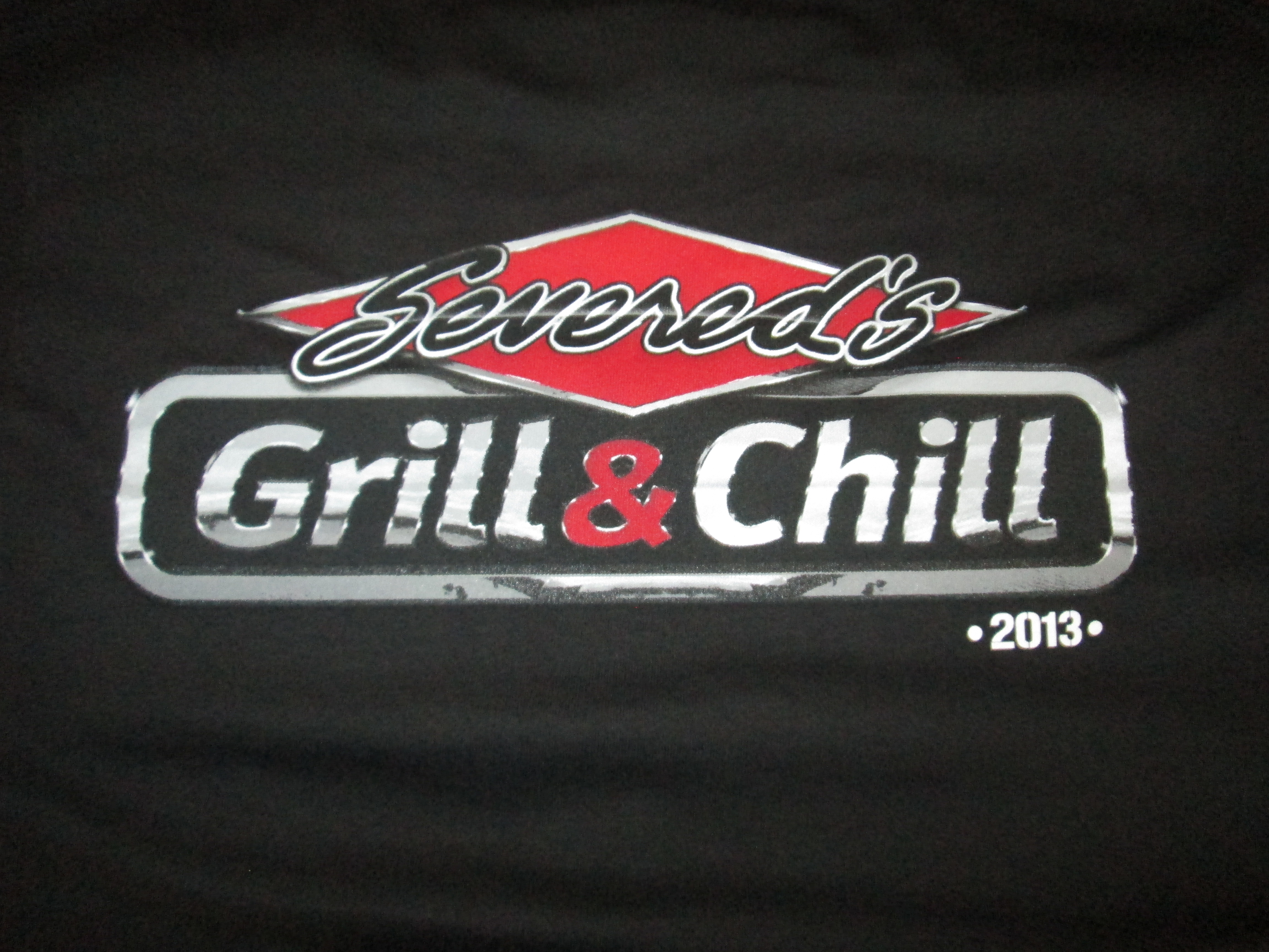 Grill and chill 2013