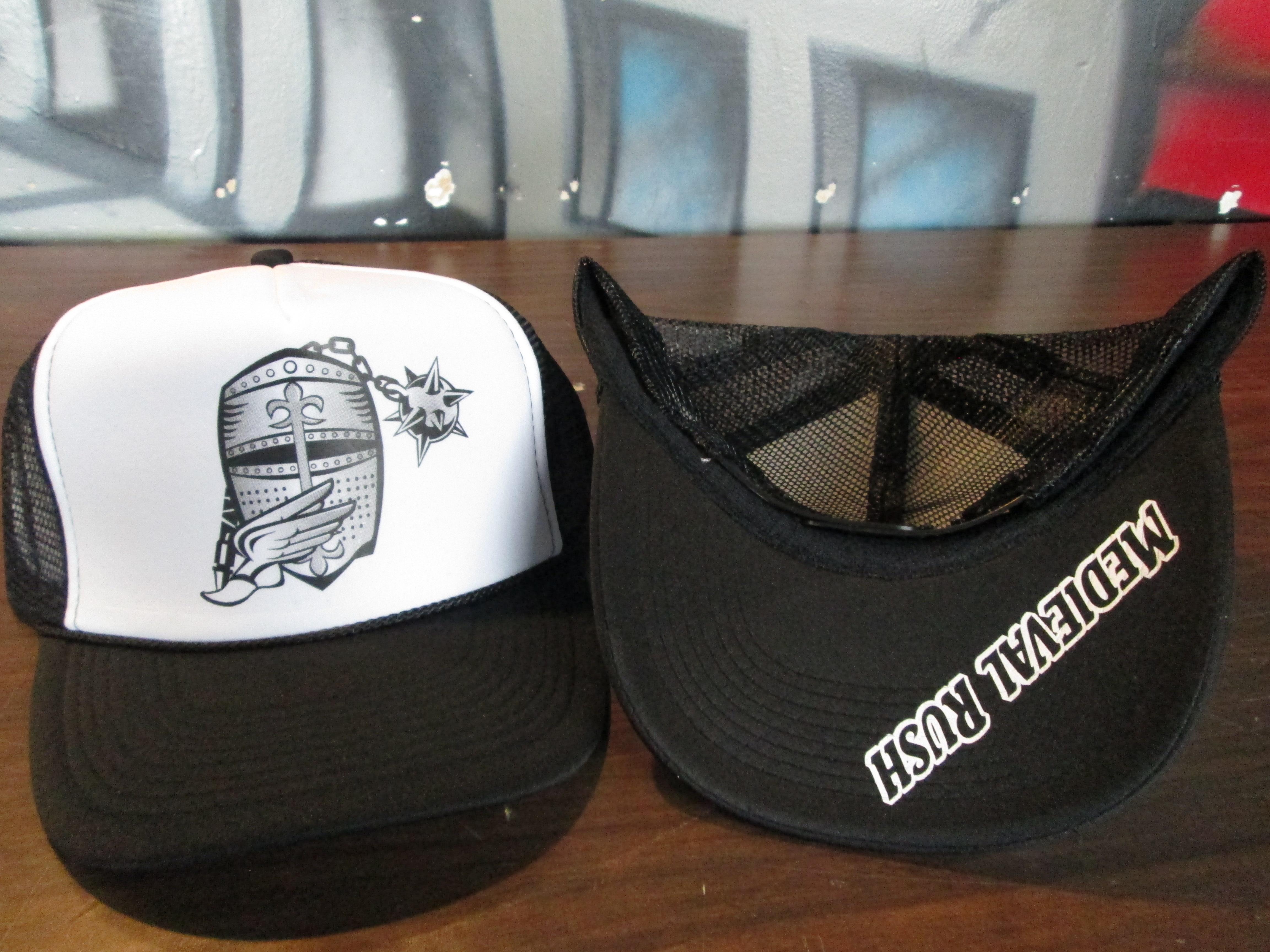 foam front mesh trucker hats