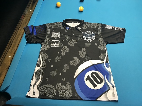 Sublimated Jerseys-Custom for you