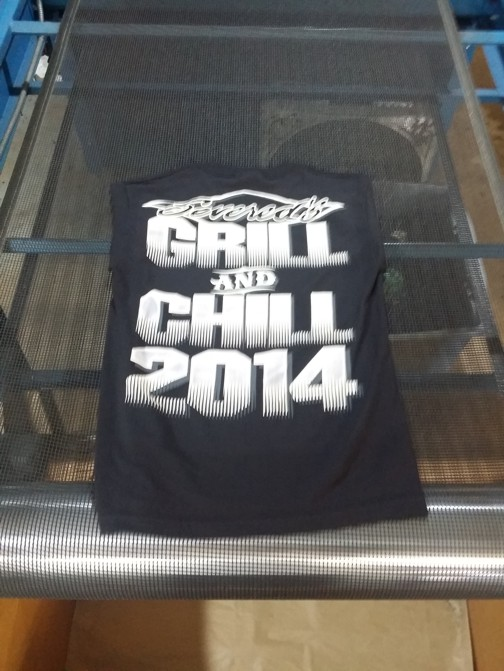 Severed Ties Grill and chill 2014