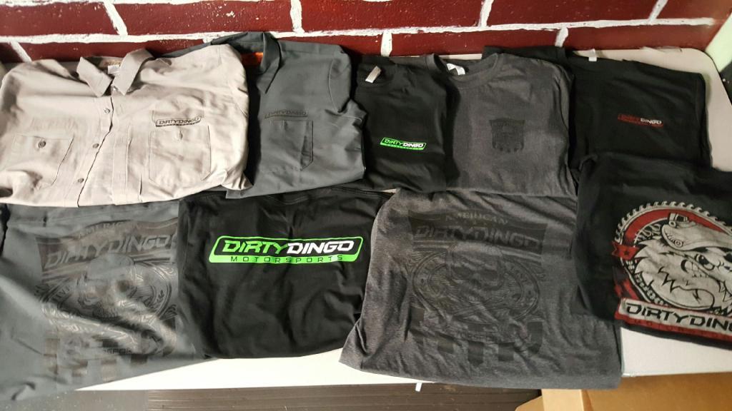Dirty dingo
