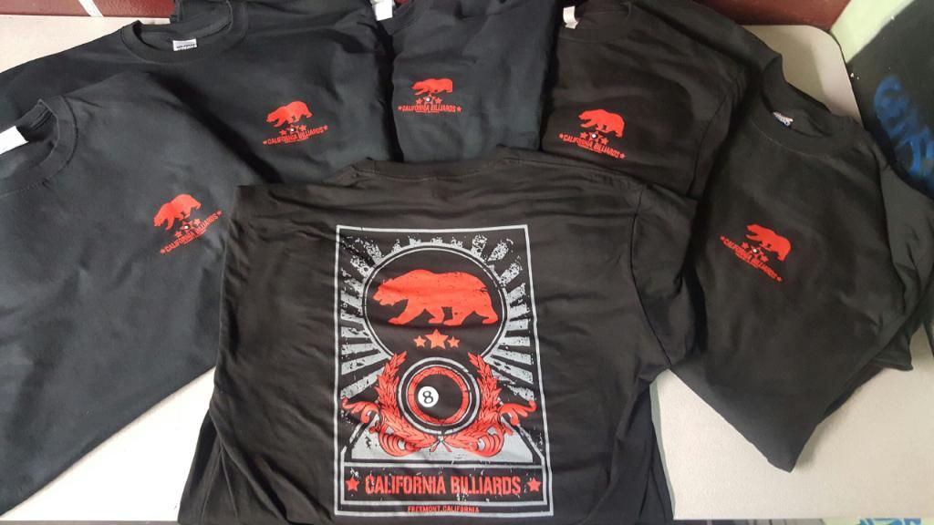 California billiards