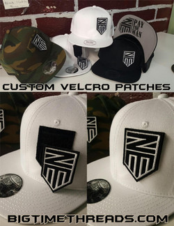 Velcro patches