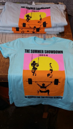 Summer showdown