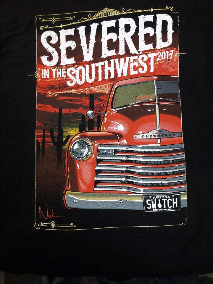 Severed  in the Southwest