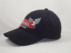 Status curved bill hat