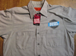 Vintage work shirts are great