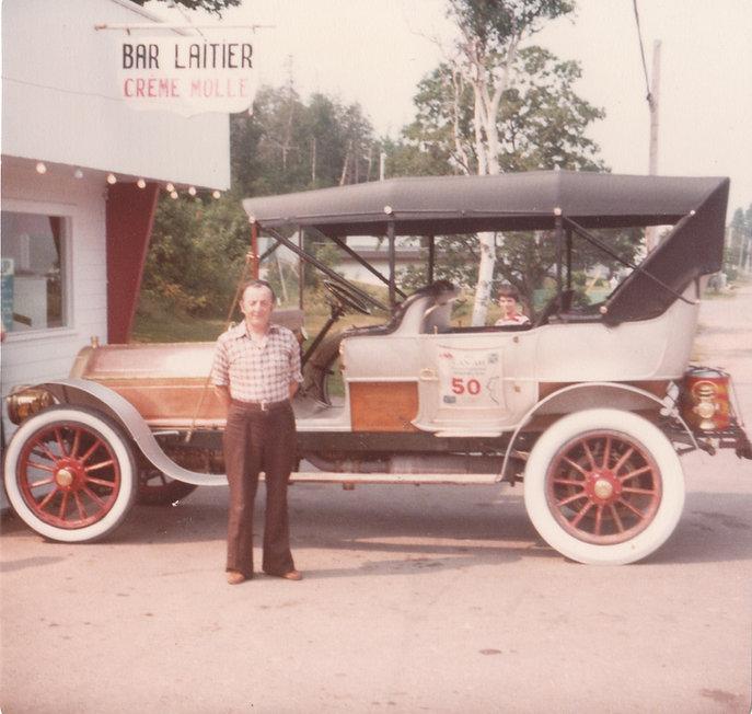 Bar laitier Chouinard, une entreprise familiale de quatrième génération fondée en 1960.
