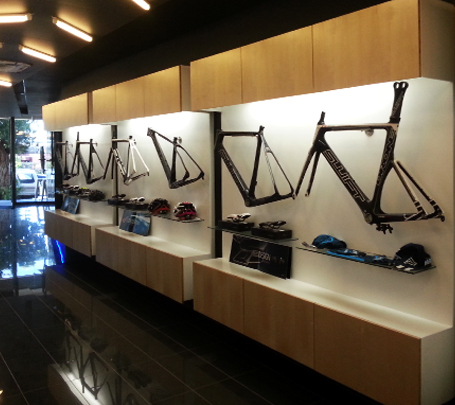 Retail shopfitting