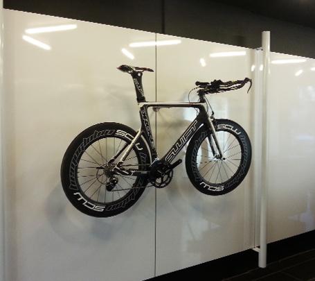 Bicycle display