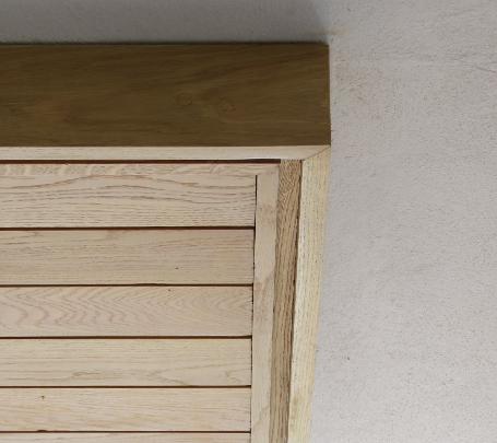 Timber Ceiling Bulkhead Detail