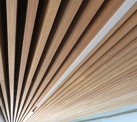 Timber Gym Bulkhead Detail