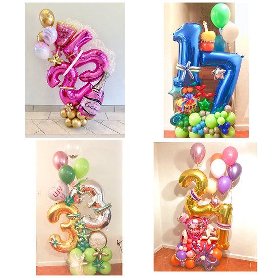 Large Balloon Bouquet