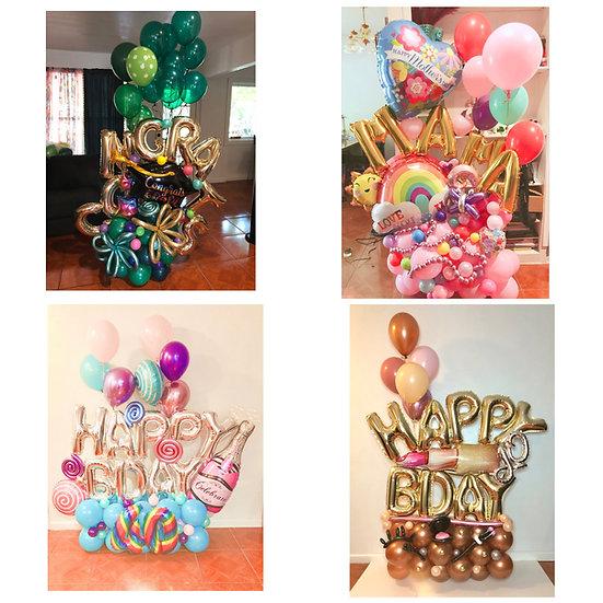 XL Balloon Bouquet