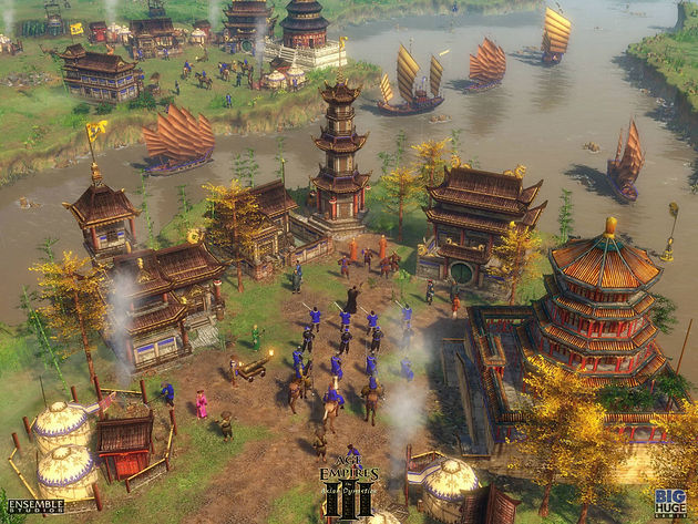 age of empires china