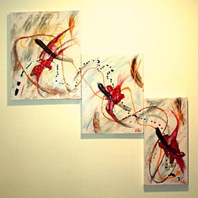 Terror (Triptych)