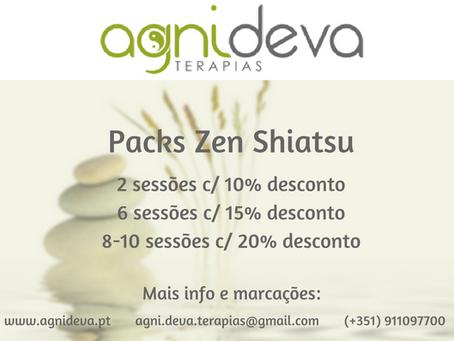 Zen Shiatsu - Packs