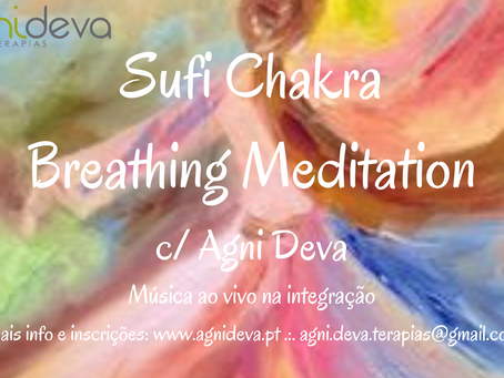 Sufi Chakra Breathing Meditation