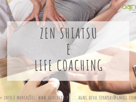 Zen Shiatsu e Life Coaching