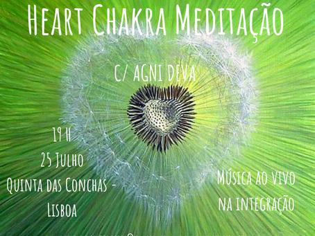 Julho c/ Agni Deva .:. Meditações e Terapias Individuais