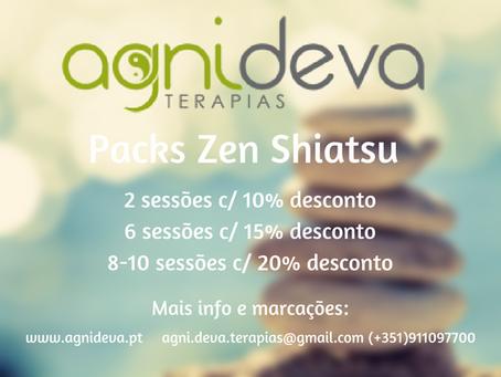 Zen Shiatsu .:. Packs