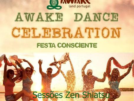 Awake Dance Celebration :: Zen Shiatsu :: Dança Teatro Primal