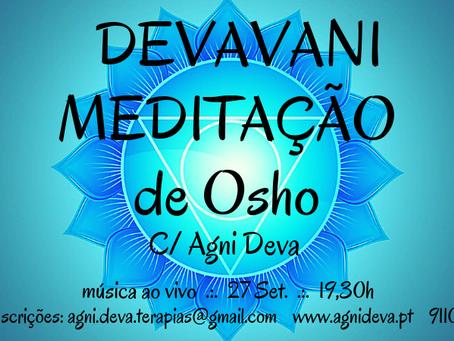 Devavani Meditação de Osho .:. c/ Agni Deva