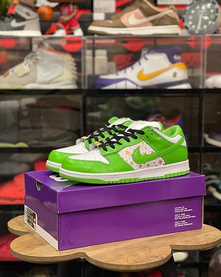 Nike Dunk SB Low Supreme Green