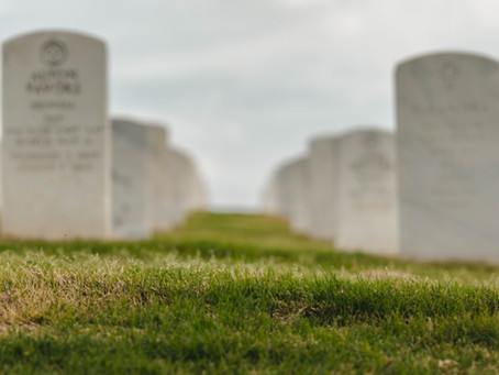 We're Burying the People Who Raised Us