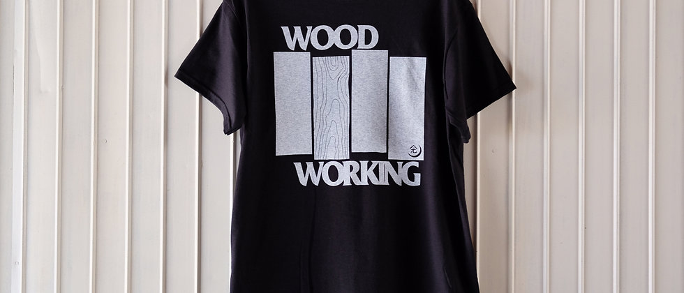 """WOOD WORKING""  T-shirt"