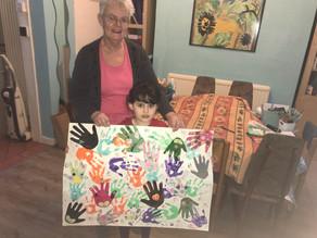 Helping Hands by Susan Mizon