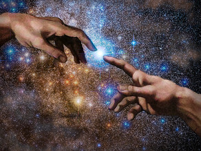 'Origin and Cosmos' by Mathew Tooher