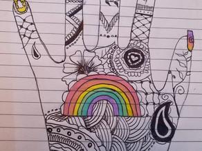 'Nailed it 😎' by Sarina Shah