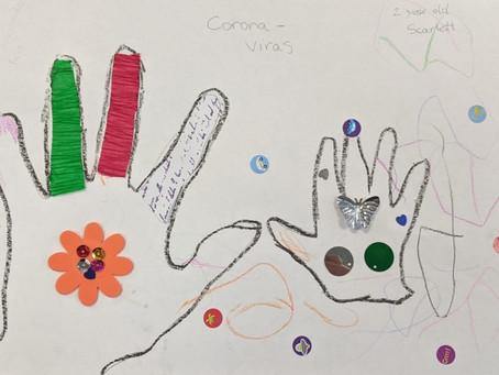 'Loving Hands' by Helen & Scarlett Gould