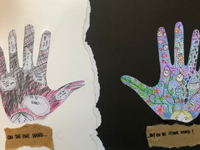 'On the one hand, but on the other hand!' by Katie Henderson