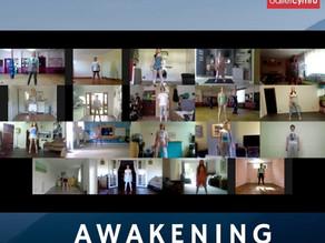 'Awakening' by Andrea Battaggia