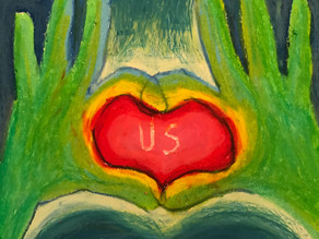 'Us' by Catherine Cains