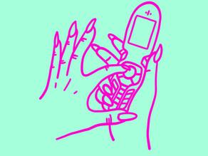 'Fingerphone' by Nic Finch