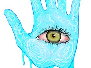 'Drowning Hand'