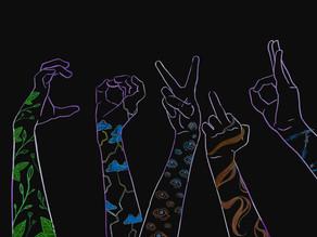 'F*ck C*vid' by Jay Hart (Graphic Language Warning)