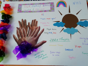 'Our Family Hands' by Olivia & Melissa