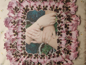 'Holding On' by Donna Whittington