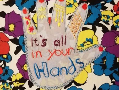 It's All In Your Hands' by Farzana Ali